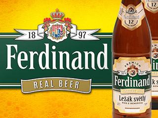 Ferdinand Skutečné pivo