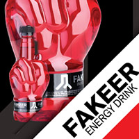 Fakeer Energy drink